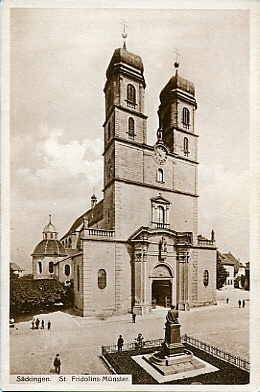 St. Fridolin's Cathedral